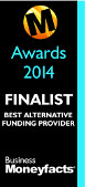 Business Moneyfacts Awards 2014: Finalist Best Alternative Funding Provider