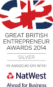 Great British Entrepreneur Awards: Runner-up Digital Entrepreneur of the year