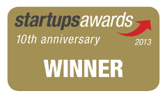 Startups Awards 2013 : Funded Business of the Year