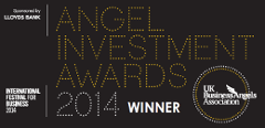 UK Business Angels Association 2015: Best Equity Crowdfunded and Angel Deal