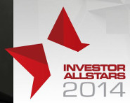Investor Allstars 2014 : Shortlisted Private Investor Network of the year