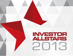 Investor Allstars 2013: Shortlisted Private Investor Network of the year